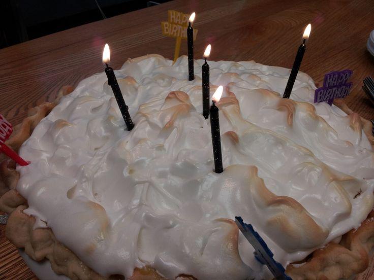 Happy Birthday Cathy! January 27, 2014