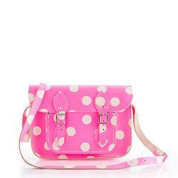 The Cambridge Satchel Company® for crewcuts polka-dot satchel