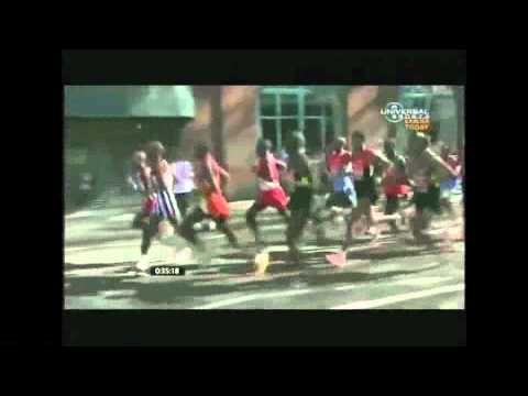 Maraton de Londres 2012