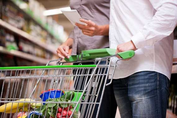 Clean Eating Shopping List For Walmart.