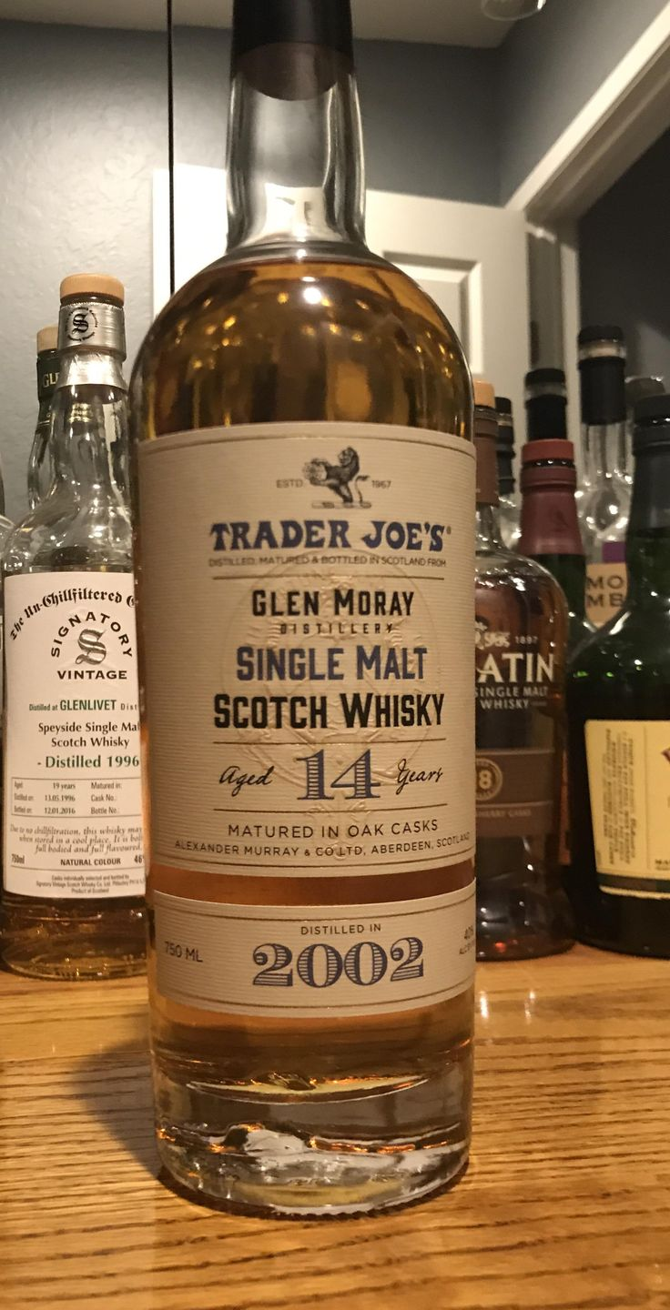 Trader Joe's 14-year Glen Moray (Review #22) http://ift.tt/2zhdvpE