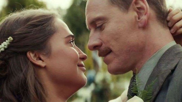 The Best Movies of 2016:      #61. The Light Between Oceans Smart Rating: 81.11 U.S. Box Office Gross: $12,533,900 Release Date: 9/2/16 Starring: Michael Fassbender, Alicia Vikander, Rachel Weisz A lighthouse keeper ﴾Michael Fassbender﴿ and his wife ﴾Alicia Vikander﴿ raise a baby after finding her in a rowboat but must make a life‐ changing decision when they meet the child's biological mother ﴾Rachel Weisz﴿ on the mainland.