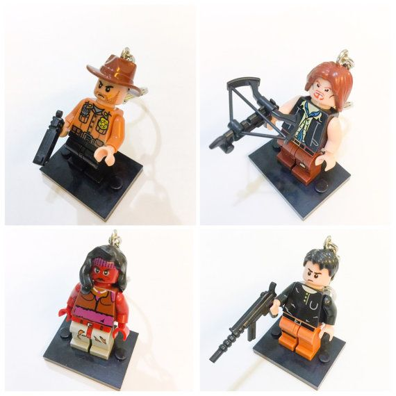 Get these WALKING DEAD characters set for only $15.00! Payment: Paypal    Ships worldwide.    Shipping: Your order will be shipped in 3 to 5