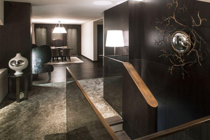 Cheval Blanc Courchevel - Chambre & suites