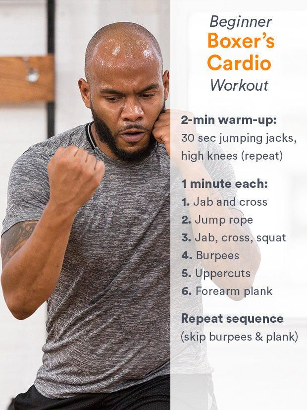 3 Boxing Workouts to Get Fit and Strong