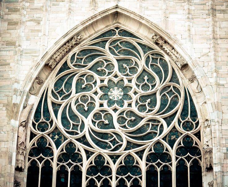 Duomos's Gothic Window