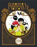 Ranma 1/2: OVA and Movie Collection [Blu-ray] [3 Discs], 1000634985