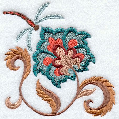 Machine Embroidery Designs at Embroidery Library! - Color Change - E3661