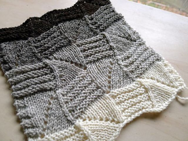 Ravelry: Slow Dog Noodle by Anne Hanson