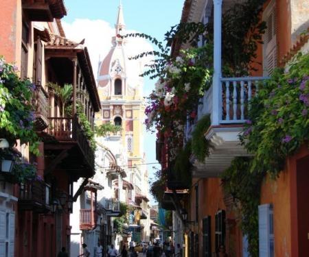 My beautiful Cartagena de Indias, Colombia. The city I was born in ...