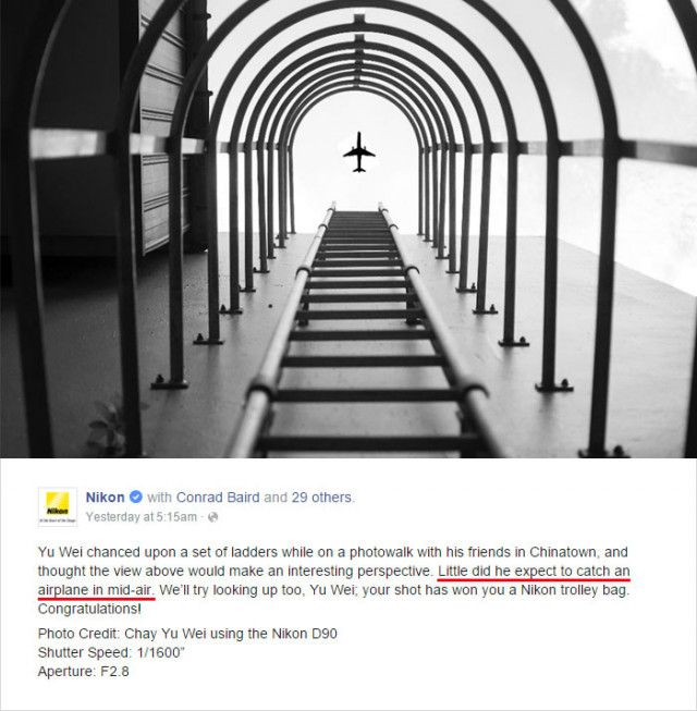 A fake picture won Nikon's photography contest, and the Internet had a field day #photography #photo http://www.digitaltrends.com/photography/nikon-photo-contest-fail/