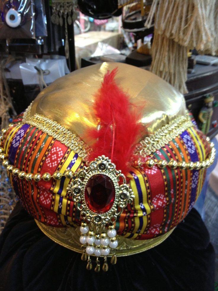 OTTOMAN STYLE TRADITIONAL SULTAN KING KAVUK TURBAN OTTOMAN PALACE Hürrem Sultan