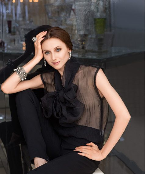 Светлана Захарова (Svetlana Zakharova, she's my Goddess!!!)