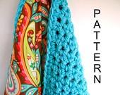 Crochet Reversible Baby Blanket Pattern. Such a cool idea.