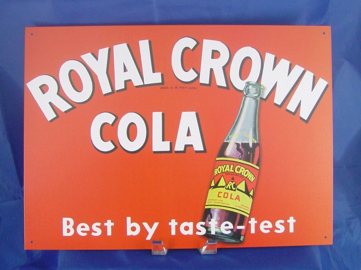 64 Best Al's RC Cola History Images On Pinterest