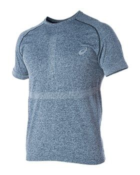 The Seamless Top from Asics has been made using an extra soft fabric and has been designed with Motion Dry technology to allow for breathability and quick drying. Seamless construction and an extended hem provide comfort and stop chafing. Buy Now http://www.outsidesports.co.nz/running-and-fitness/BWA2332S520/Asics-Seamless-Top---Men's.html#.VdJW3fmqpBc