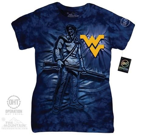 West Virginia - Ladies - Large