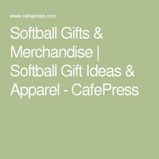Softball Gifts & Merchandise   Softball Gift Ideas & Apparel - CafePress