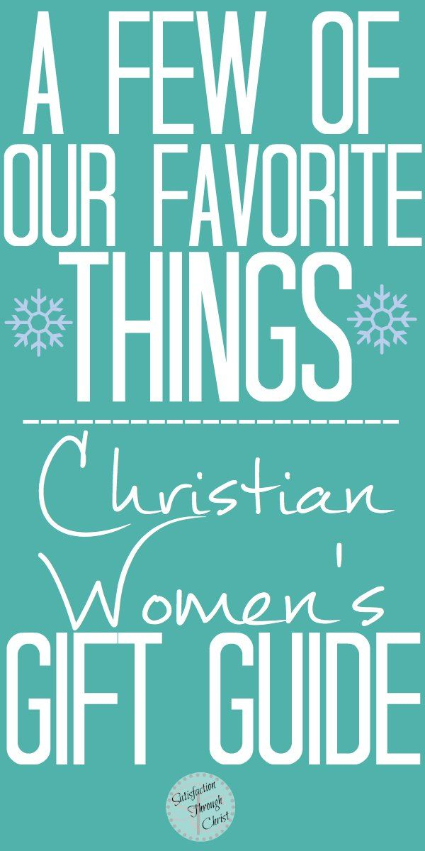 Special Gifts For Women Part - 41: Christian Womenu0027s Gift Guide