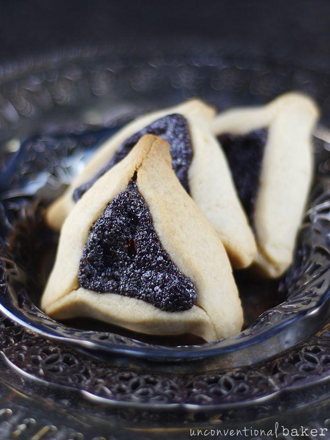 Poppy seed filling cookies recipe