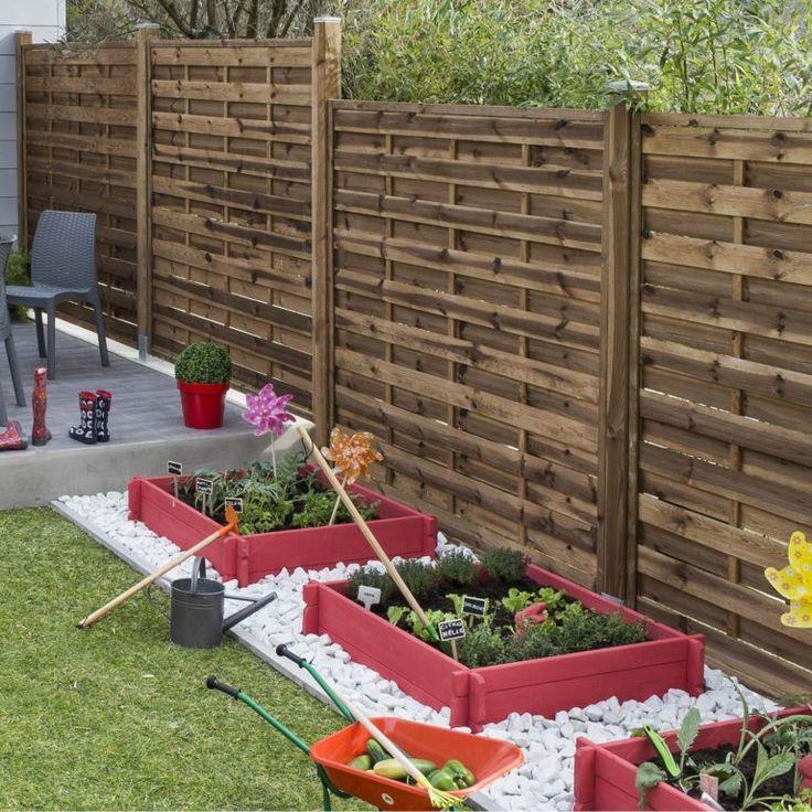 44 façons de se cacher de vos voisins au jardin (photos et explications)
