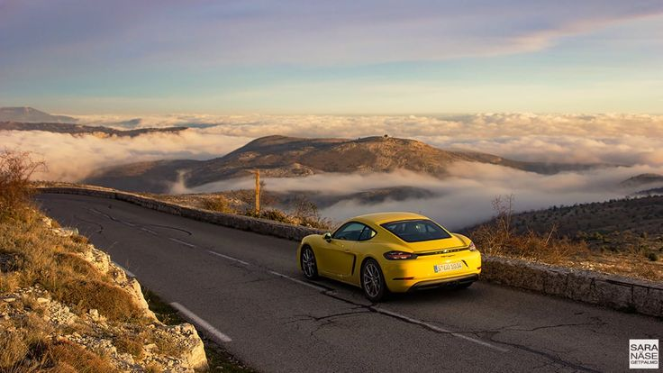 Col de Vence - a sea view mountain road in South of France | DRIVETRIBE