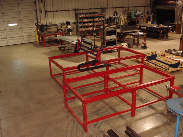 4x4 4x8 And 5x10 Cnc Plasma And Router Tables In Various