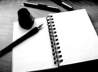 escribir lo que no se a escrito