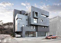 architecture > 포트폴리오 > (상가주택) 솔개의 집