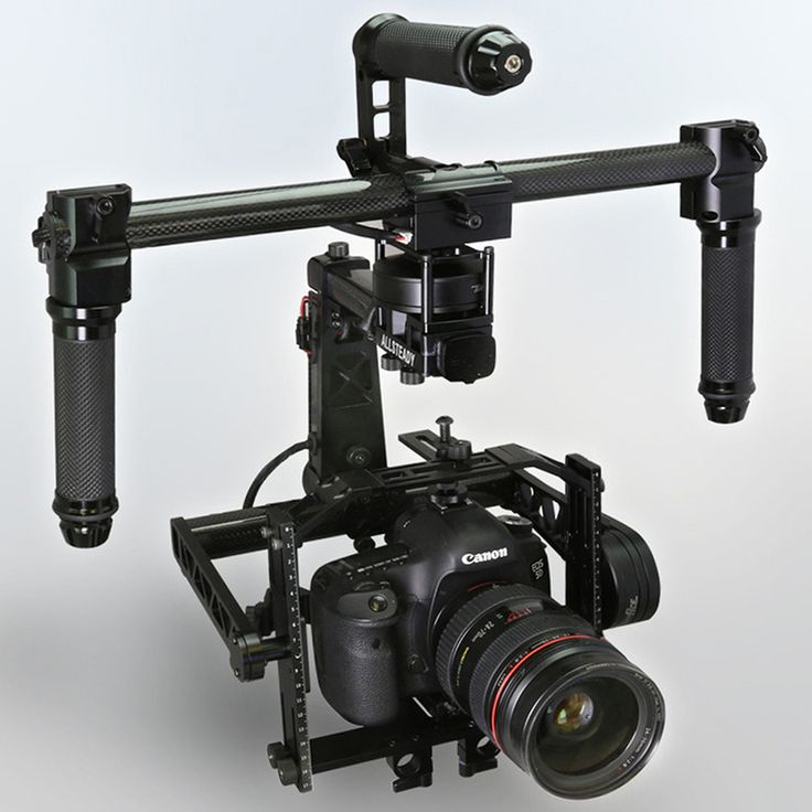 Turbo Ace AllSteady 6 Pro Gimbal Stabilizer Starts Shipping