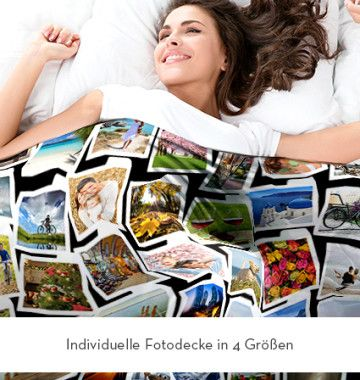 Individuelle Fotodecke Deal | Limango Deals für Familien