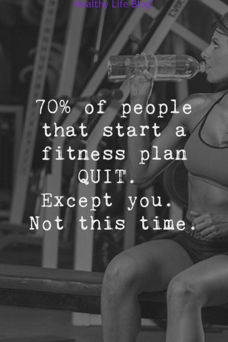 40 berühmte motivierende Fitness-Zitate – inspirieren Sie, weiterzumachen