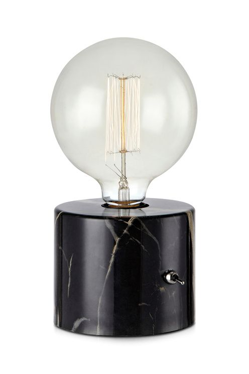 Markslöjd Bordlampe Round 12