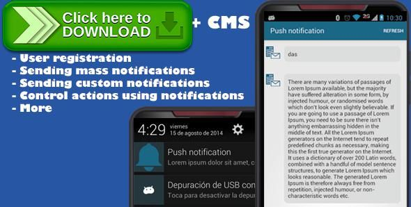 [ThemeForest]Free nulled download Push Notification App + CMS from http://zippyfile.download/f.php?id=51922 Tags: ecommerce, notification, push, pushnofitication