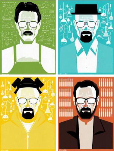 A evolução do Walter White - Breaking Bad