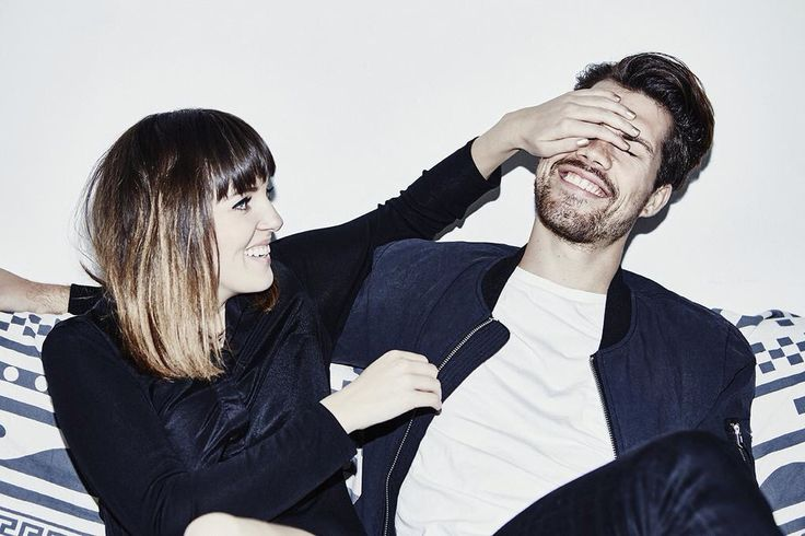 The souls behind Oh Wonder.