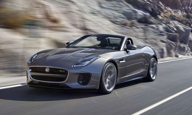 The very example of a modern high-performance coupe, the F-TYPE had the shadow of Jaguar's legendari... - Jaguar Land Rover North America