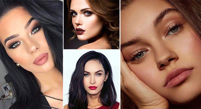24 υπέροχα μακιγιάζ για να δοκιμάσετε τον Ιανουάριο 2018