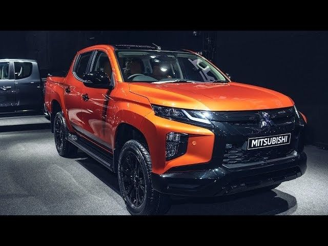 2019 Mitsubishi Triton Perfect Outdoor Concept Price In 2020 Mitsubishi Luxury Automotive Mitsubishi Pajero