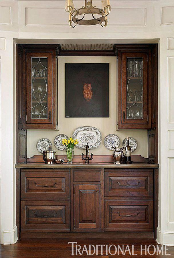 Sentimental Charm in Atlanta Home decor, Interior design