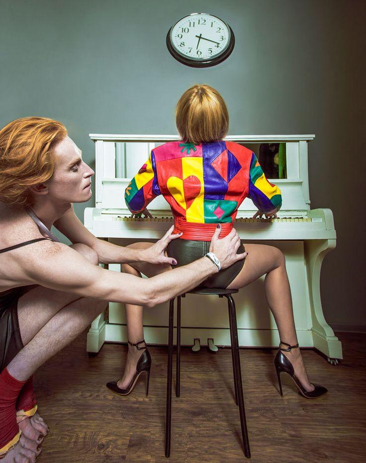Absolutely Fabulous: эксперимент Ольги Самодумовой и Данилы Полякова