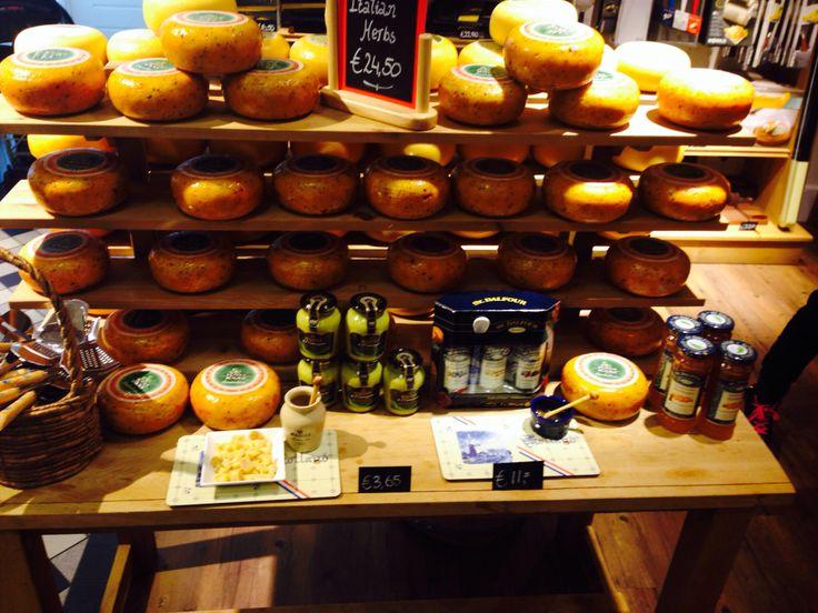 Volendam cheese factory