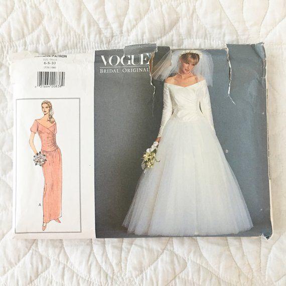 Off The Shoulder Wedding Dress Pattern