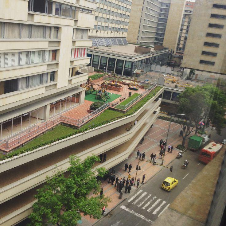 Centro internacional - Bogotá