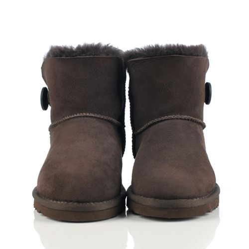 UGG Boots black friday Bailey Button 5803 Chocolate Boots