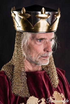 Helm von König Artus