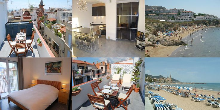 Fancy a break in this gorgeous #Sitges #Penthouse?  http://lovingapartments.com/apt?accom_id=6480_date=01%2F10%2F13=3=2