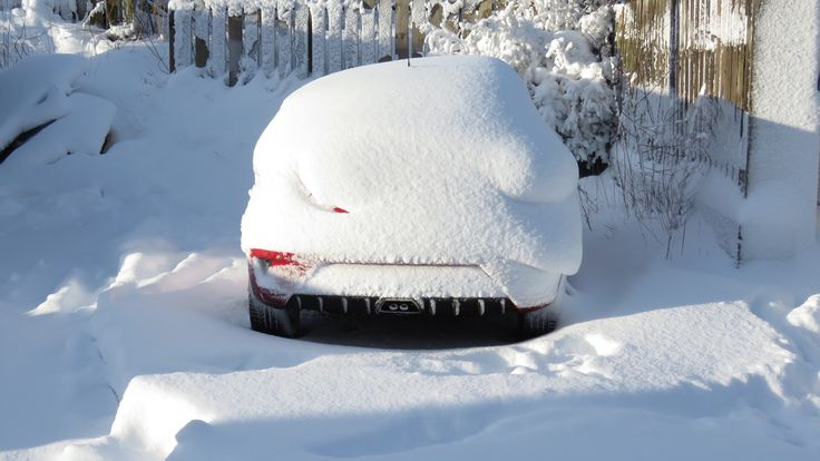 Were  is our car snow & ice
