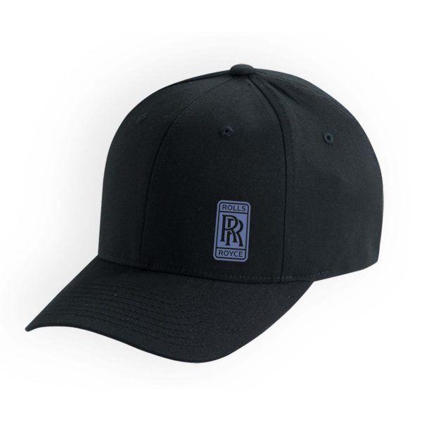 Rolls Royce Logo Unisex Adjustable Snapback Baseball Cap Hat
