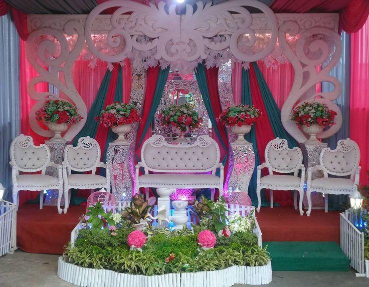 14 best dekorasi pernikahan images on pinterest wedding decor dekorasi pernikahan di rumah sempit modern shabby chic elegan minimalis junglespirit Images